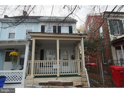 Montgomery County Single Family Home For Sale: 336 Jefferson Avenue