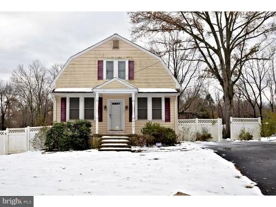 Norristown Single Family Home For Sale: 419 W Township Line Road