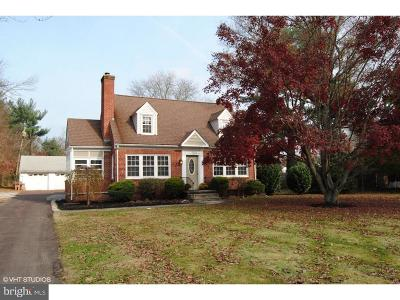 Blue Bell Single Family Home For Sale: 1715 W Township Line Road