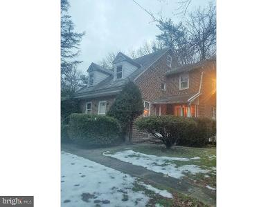 Pottstown Single Family Home For Sale: 241 Maugers Mill Road
