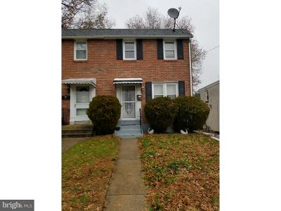 Norristown Single Family Home For Sale: 403 E Fornance Street