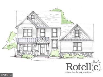 Pottstown Single Family Home For Sale: 037 Chestnut Grove Road