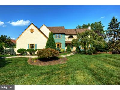 Collegeville Single Family Home For Sale: 100 Shetland Way