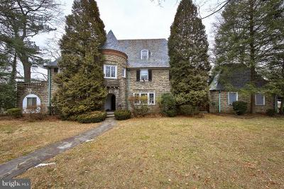 Montgomery County Single Family Home For Sale: 1447 Noble Road