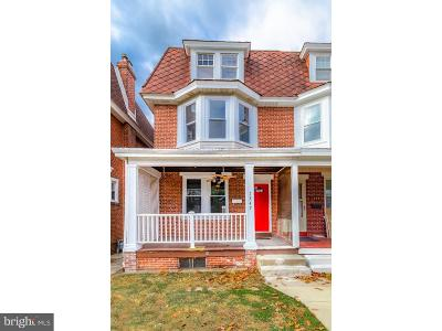 Norristown Single Family Home For Sale: 1347 Markley Street