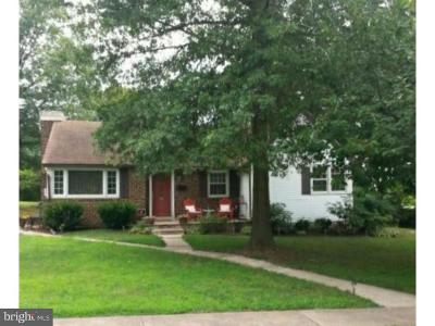 Pottstown Single Family Home For Sale: 950 Morris Street