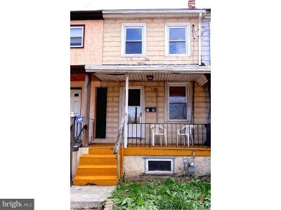 Bridgeport Townhouse For Sale: 947 Coates Street #AKA 19