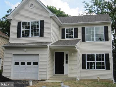 Montgomery County Single Family Home For Sale: 721 Smith Road
