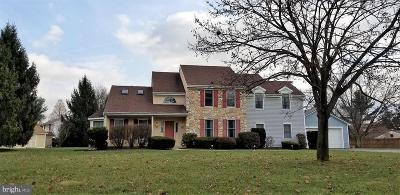 Single Family Home Under Contract: 2 Merion Lane
