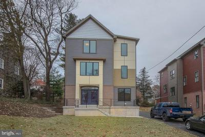 Montgomery County Single Family Home For Sale: 206 Township Line Road