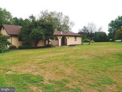 Collegeville Single Family Home For Sale: 715 Evansburg Road