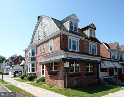 Norristown Single Family Home For Sale: 1448 Powell Street