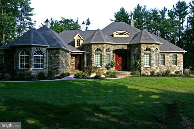 Montgomery County Single Family Home For Sale: 2110 Hudnut Road