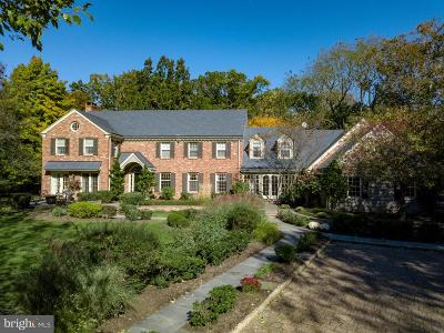 Ambler Single Family Home For Sale: 1323 Gypsy Hill Road