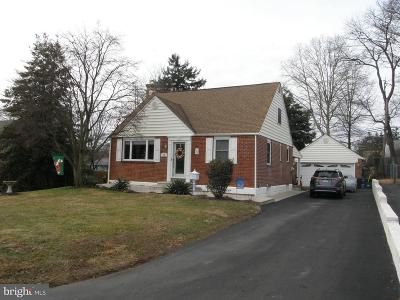 Hatboro Single Family Home For Sale: 706 S York Road