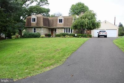 Huntingdon Valley Single Family Home For Sale: 1074 Sorrel Road