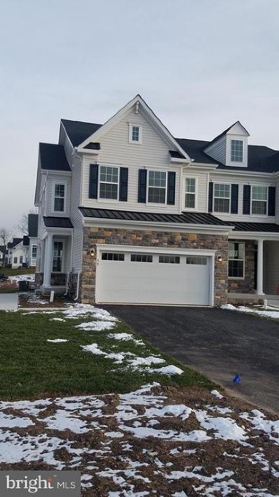 Montgomery County Townhouse For Sale: 50 Witter Circle