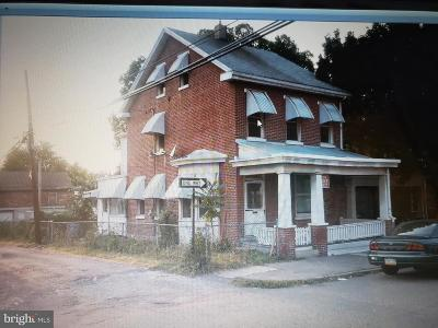 Montgomery County Single Family Home For Sale: 67 N Evans Street