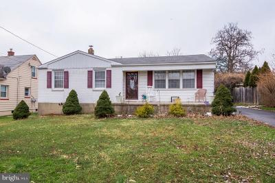 Pottstown Single Family Home For Sale: 1073 N Hanover Street