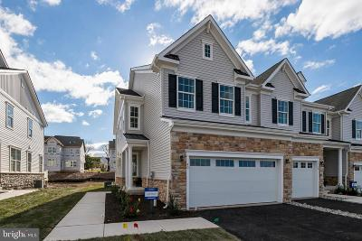 Montgomery County Townhouse For Sale: 445 Barclay's Way