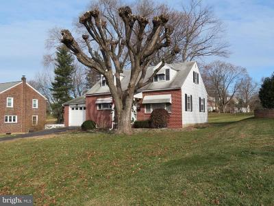 Montgomery County Single Family Home For Sale: 547 Park Avenue