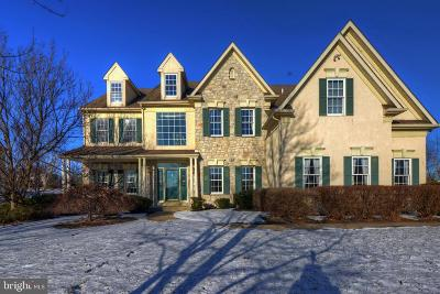 Collegeville Single Family Home For Sale: 10 Longacre Drive