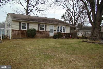 Hatboro Single Family Home For Sale: 2507 Krugel Street