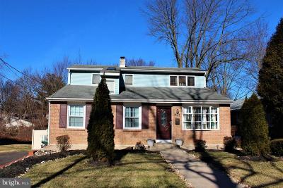 Willow Grove Single Family Home Under Contract: 1548 Robinson Avenue