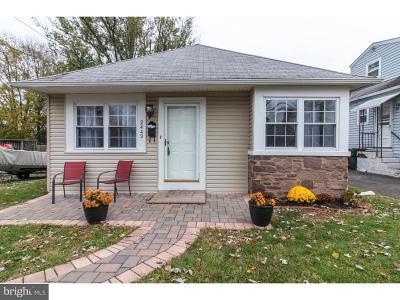 Abington Single Family Home Under Contract: 2443 Norwood Avenue