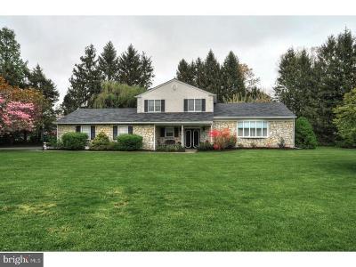Blue Bell Single Family Home For Sale: 1780 Windsor Road