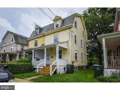 Willow Grove Single Family Home Active Under Contract: 1914 Fairview Avenue