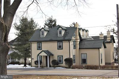 Norristown Single Family Home For Sale: 3118 Potshop Road