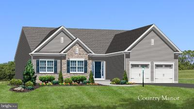 Montgomery County Single Family Home For Sale: Lot 2 Corning Road