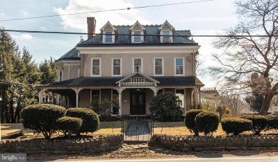 Elkins Park Single Family Home For Sale: 204 E Church Road