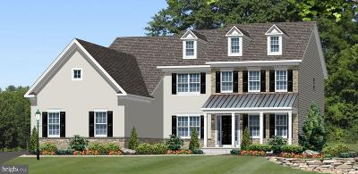 Montgomery County Single Family Home For Sale: 2720 Lot 2 Geryville Pike