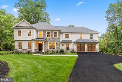 Narberth Single Family Home For Sale: 626 Broad Acres Road