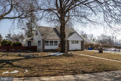 Norristown Single Family Home For Sale: 47 Oxford Circle