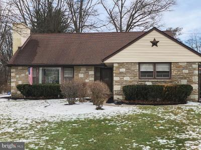 Huntingdon Valley Single Family Home For Sale: 2040 Pioneer Road