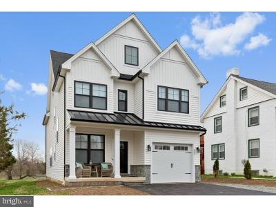 Montgomery County Single Family Home For Sale: 205 Gulph Lane