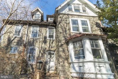 Bala Cynwyd Single Family Home For Sale: 6 Bala Avenue