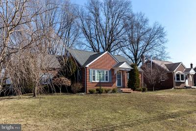 Hatfield Single Family Home For Sale: 2825 Cowpath Road