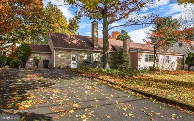 Ambler Single Family Home For Sale: 2 Schiavone Drive