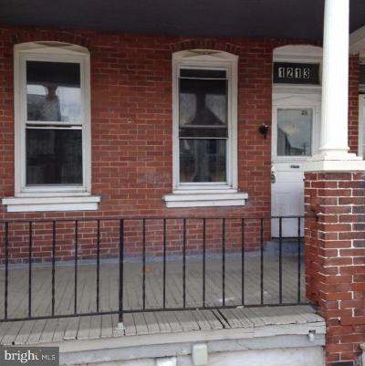 Norristown Townhouse For Sale: 1213 Willow Street