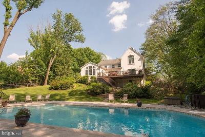 Villanova Single Family Home For Sale: 1206 Lakemont Road