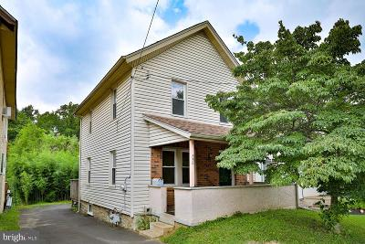 Willow Grove Single Family Home For Sale: 550 Davisville Road
