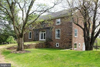 North Wales Single Family Home For Sale: 337 Gosling Drive