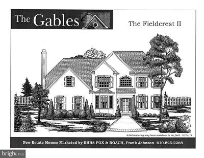Montgomery County Single Family Home For Sale: Lot #2 Meadowridge
