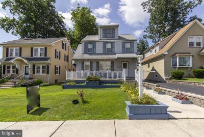 Conshohocken Single Family Home For Sale: 143 E 14th Avenue