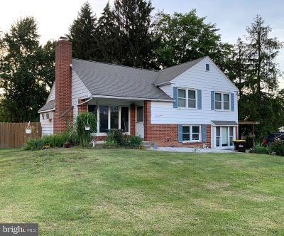 Norristown Single Family Home For Sale: 3019 North Wales Road
