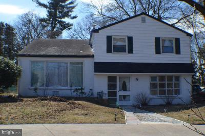 Montgomery County Single Family Home For Sale: 140 E Church Road